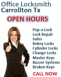 Carrollton Tx Commercial Locksmith